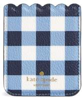 Kate Spade kate spad new york iPhone 7/8/X sticker pocket