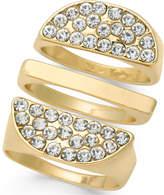 Thalia Sodi Gold-Tone 3-Pc. Set Pavandeacute; Rings, Created for Macy's