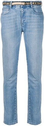 Stella McCartney Boyfriend slim-fit jeans