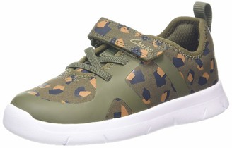 Clarks Ath Flux T Boys Low-Top Sneakers