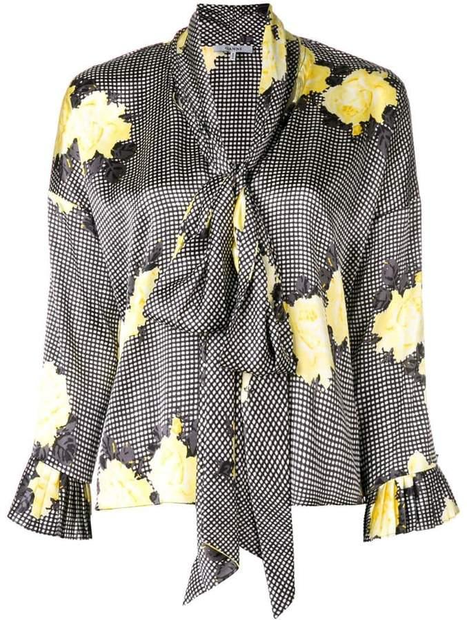 Ganni Calla blouse