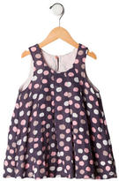 Christian Dior Infant Girls' Sleeveless Polka-Dot Dress