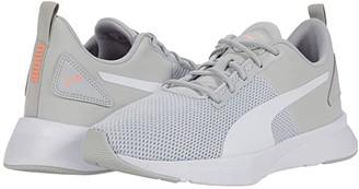 Puma Flyer Runner (Gray Violet White/Bright Peach) Men's Shoes