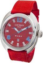 Locman Men's 132RD Mare Collection Titanium Watch