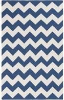 Artistic Weavers York Navy Chevron Pheobe Area Rug Rug