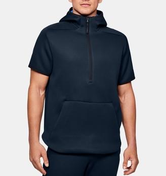 Under Armour Men's UA /MOVE Zip Short Sleeve Hoodie