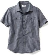 Old Navy Chambray Shirt for Boys