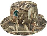 Top of the World Adult Michigan State Spartans Realtree Camouflage Boonie Max Bucket Hat