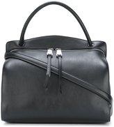 Jil Sander removable strap shoulder bag - women - Calf Leather - One Size