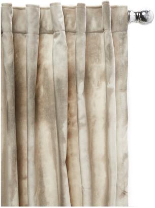 Skyline Furniture Unlined Linen Curtain