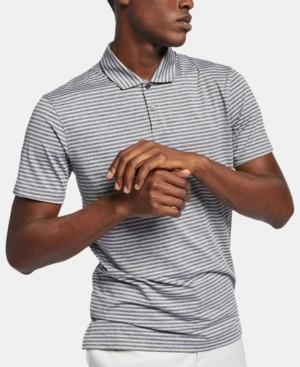 Nike Men's Tiger Woods Dri-fit Striped Golf Polo