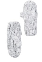 Collection XIIX Cable Knit Shine Mitten
