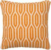 Loloi DSETOGE01OR00PIL3 DSET Orange Decorative 100-Percent Cotton Accent Pillow with Down Fill
