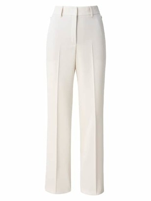 Akris Flore Wool Pants