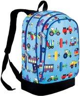 Wildkin Backpack - Planes, Trains & Trucks