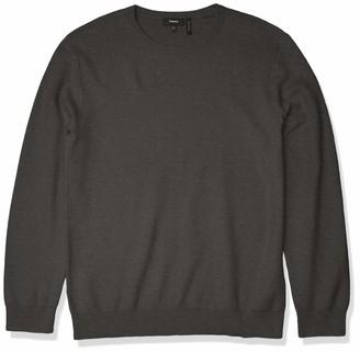 Theory Men's Riland Pique Cotton Sweater
