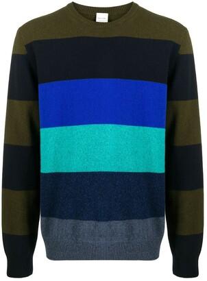 Paul Smith Bold Stripe Knit