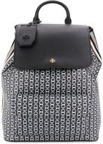 Tory Burch Gemini Link coated backpack