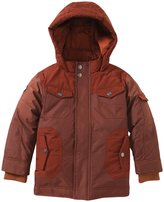 Appaman Commuter Down Coat (Toddler/Kid) - Gingerbread-2T