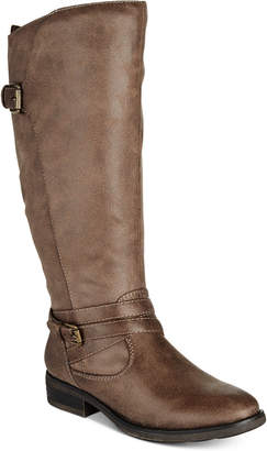 Bare Traps Baretraps Alysha Wide Calf Boots Women Shoes