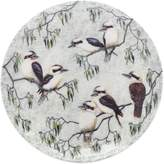 Maxwell & Williams Cashmere Birds of Australia Kookaburras Treetop Plate, 20cm