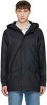 A.P.C. Navy Guillaume Parka