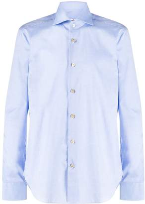 Kiton signature dress shirt