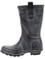 Hunter Rubber Mid-Calf Rain Boots