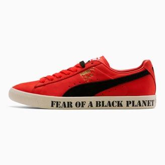Puma x PUBLIC ENEMY Clyde Sneakers