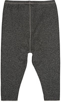 Bonpoint Jersey Leggings-DARK GREY