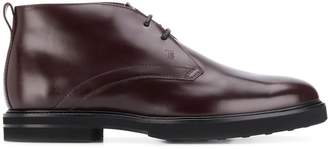 Tod's High-Top Lace-Up Shoes