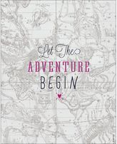 Dormify Let The Adventure Begin Print