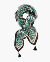 Chico's Robyn Square Scarf
