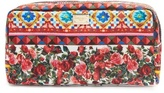 Dolce & Gabbana Carretto-print small cosmetics case