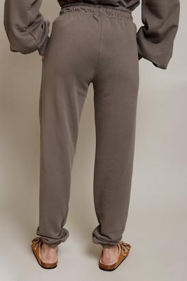 Little Mistress Grey Jogger Loungewear Co-ord