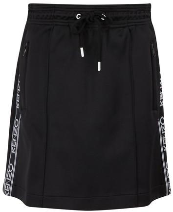 Kenzo Cotton short skirt