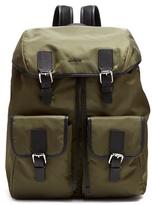 Moncler Rufus nylon backpack