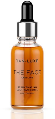 Tan-Luxe The Face Anti-Age Self-Tan Drops Light/Medium 30Ml