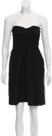 Diane von Furstenberg Sleeveless Mini Dress