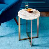 west elm Agate Side Table
