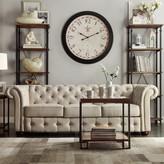 Homevance HomeVance Vanderbilt Tufted Sofa