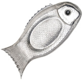 Arthur Court Fish Platter