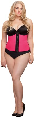 iCollection Women's Plus-Size Graduating Waist Trainer