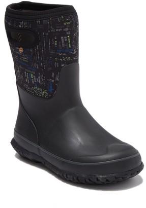 Bogs Sparks Waterproof Grasp Boot (Toddler & Little Kid)