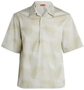 Barena Leaf Print Shirt