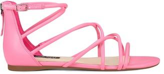 Nine West Whisper Flat Strappy Sandals