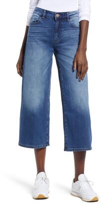 Prosperity Denim Crop Jeans