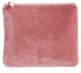 BP Small Velvet Pouch - Pink