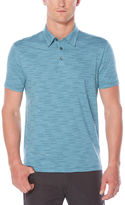 Perry Ellis Short Sleeve Space Dye Polo