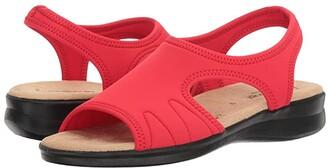 Spring Step Nyaman (Red) Women's Shoes